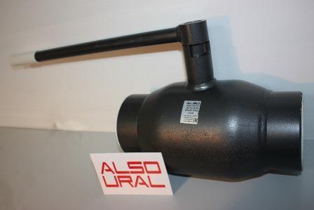 Кран шаровой приварной КШ.П.125.25-01 Ду125 Ру25
